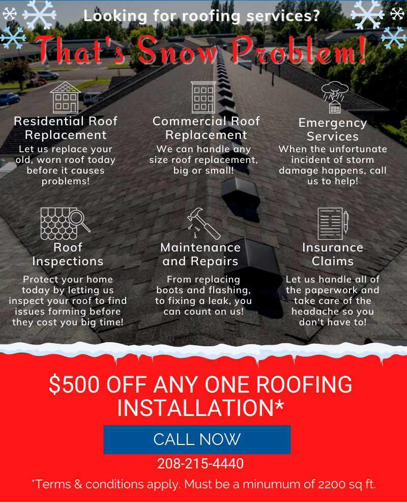 looking for roofing services