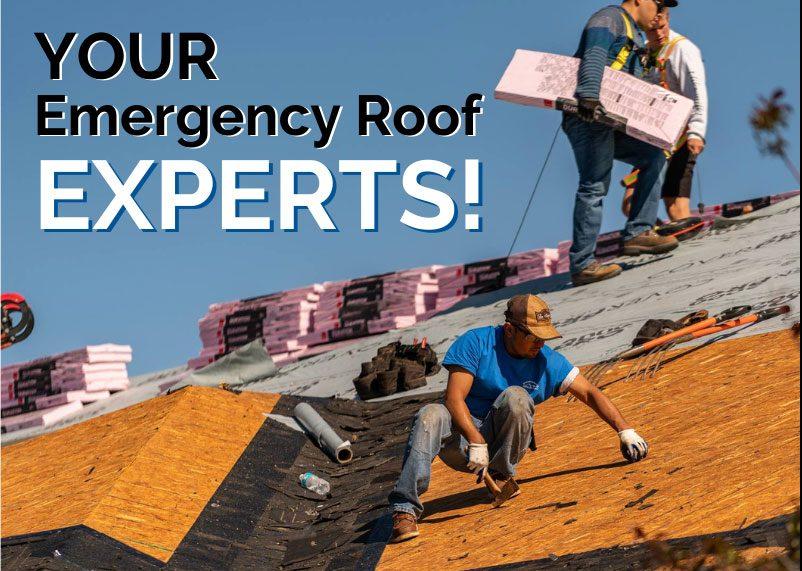 Need Emergency Roof Repair?