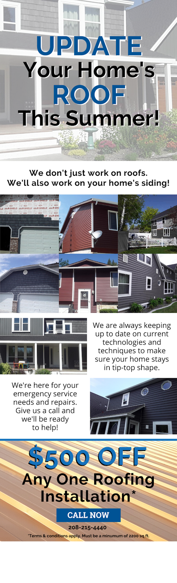 Upgrade Your Roof This Summer! 3