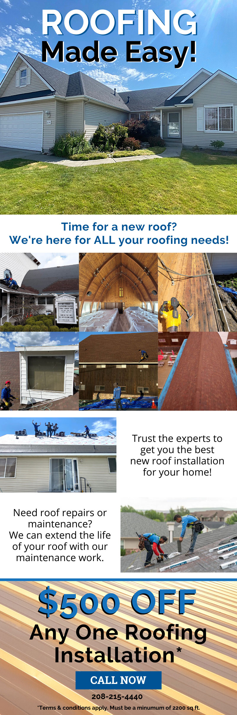 Roofing Made Easy! 3